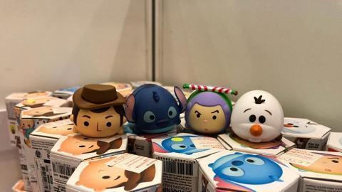 過500款精品玩具祭2折登場!迪士尼公仔/Line Friends$100/3件