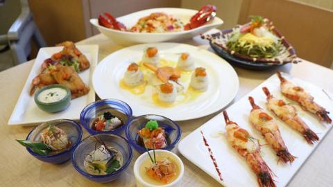 【油麻地美食】酒店3小時自助餐 任食龍蝦主題冷熱盤+Movenpick
