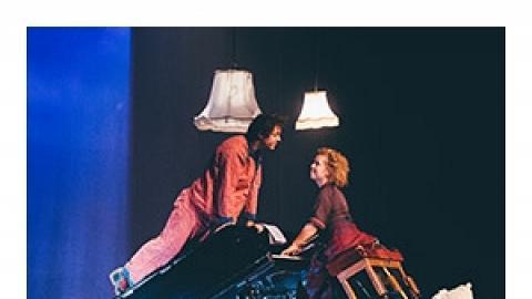 國際綜藝合家歡2018:德芬馬戲團(比利時)《琴琴轉.咩咩園》