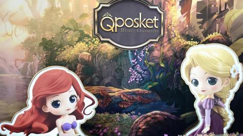 【紅磡好去處】QPOSKET迪士尼公主登陸奇趣天地!4大影相位+優惠