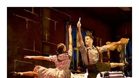 國際綜藝合家歡2018開幕節目:蘇格蘭芭蕾舞團(英國)《糖果屋歷險記》