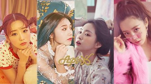 【Apink演唱會】韓國女神組合相隔一年再襲港 Apink 8月開騷