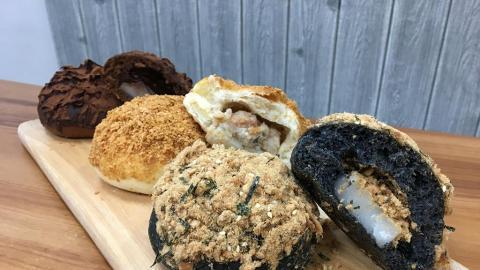 美心新出麵包糯米糍 3種口味內藏煙韌自家製麻糬