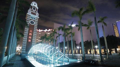 光影香港夜11月回歸 免費睇16個地標夢幻燈光表演