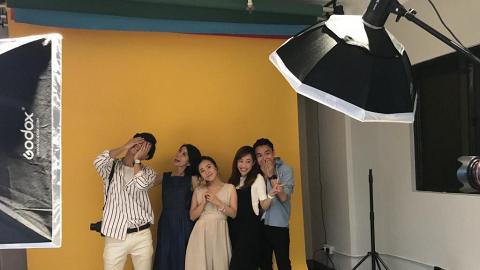 【觀塘好去處】韓國過江龍證件相拍攝館 專人執相/借衫/化妝區