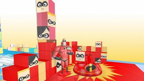 【太古好去處】迪士尼Pixar現身太古城 超人特工隊/反斗奇兵/阿愁