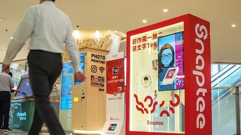 全球首部自助T恤售賣機登陸香港!5分鐘即整專屬頭像Tee