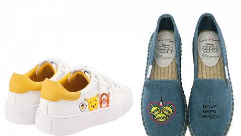 迪士尼Tsum Tsum全新系列登場!帆布袋/休閒鞋/毛毛拖鞋
