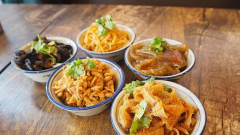 【紅磡美食】$60任食粉皮/土豆絲/木耳+主食 推薦鮮味錫紙包海鮮粉絲