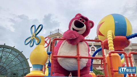 【大嶼山好去處】迪士尼樂園巨星嘉年華!全新噴水花車巡遊/新造型Duffy精品