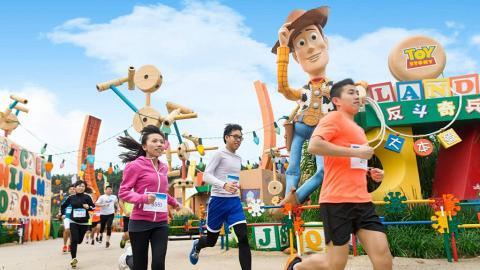 【大嶼山好去處】迪士尼Pixar主題跑開始報名!反斗奇兵/怪獸大學選手包率先睇