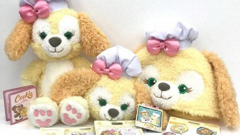 【大嶼山好去處】香港迪士尼樂園Duffy新朋友Cookie登場!9大限定精品率先睇