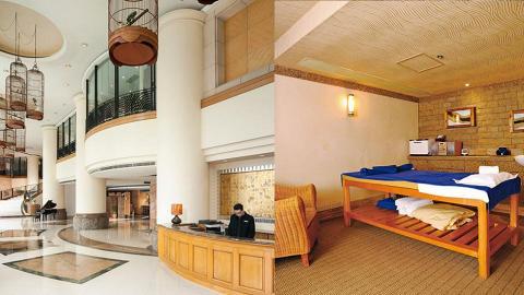 【天水圍好去處】人均$320入住度假式酒店 免費玩室外遊樂場/露營體驗/桑拿浴
