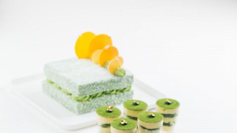 【尖沙咀美食】帝苑酒店 X TONYMOLY推綠茶下午茶自助餐