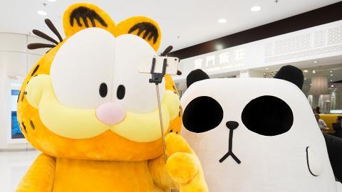 【青衣好去處】加菲貓 x 聾貓登陸青衣城!影相位/巨人國大型裝置