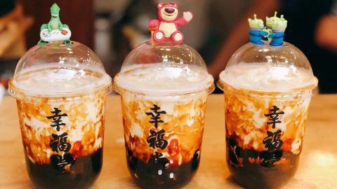 【銅鑼灣美食】台灣茶飲店「幸福堂」登陸香港 必試人氣手炒黑糖珍珠