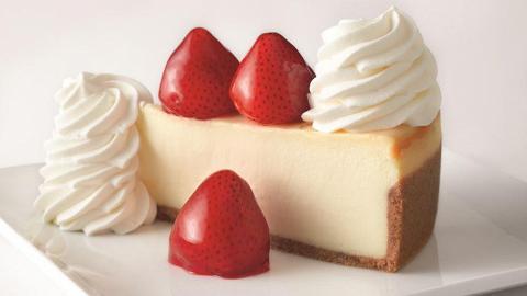 【尖沙咀美食】The Cheesecake Factory快閃優惠 半價歎各款芝士蛋糕
