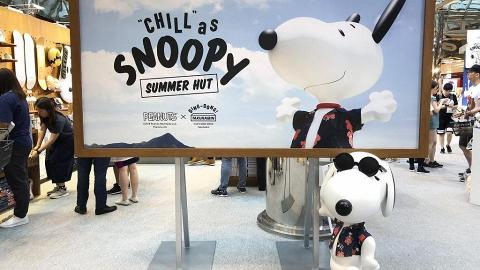 【太古好去處】全港首間Snoopy期間限定店開幕!全球獨家精品/影相位/甜品小食
