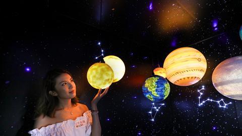 【荃灣/元朗好去處】星球/星星將你包圍!漫遊8大行星+12星座