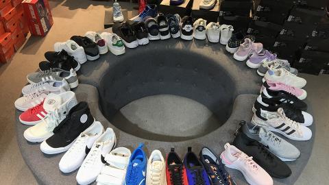 【觀塘好去處】觀塘波鞋開倉2折!Adidas/Nike/Vans全場低至$199