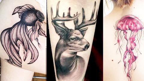 【澳門好去處】澳門國際紋身藝術展 83位紋身師/紋身比賽/繩縛表演!
