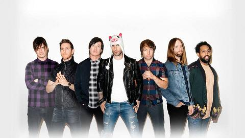 【Maroon 5演唱會】明年3月登陸澳門!巡迴演唱會公布16個城市