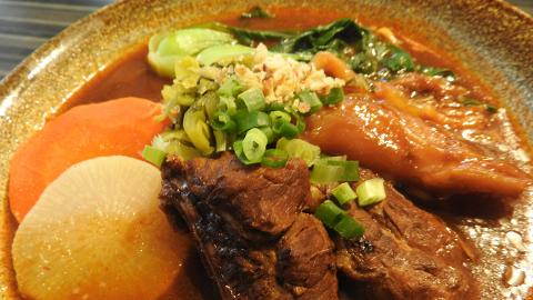 【觀塘美食】工業區新開台式餐廳 歎軟腍慢煮牛肉麵/滷肉飯/血糯米奶茶