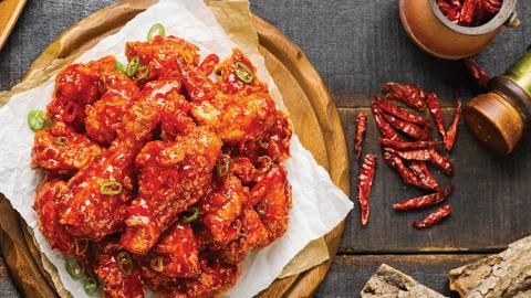 NeNe Chicken再推炸雞放題 全線分店$128任食3款口味炸雞