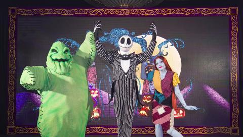 【迪士尼樂園】怪誕城阿Jack玩轉迪士尼!率先睇100款萬聖節商品+美食