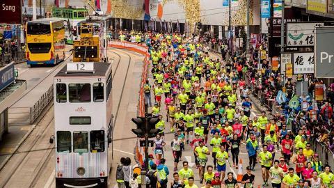 渣打馬拉松2019報名詳情!專屬跑手名字號碼布/增加參賽名額