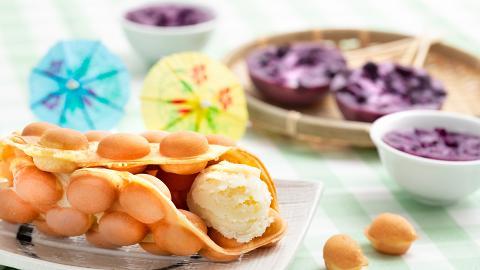 【尖沙咀美食】尖沙咀百樂酒店推下午茶自助餐 主打地道香港美食