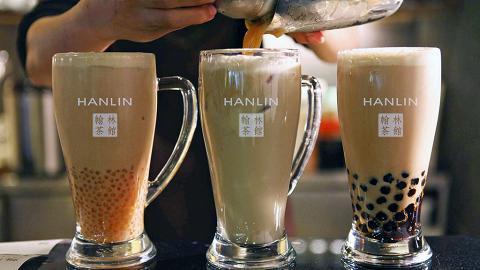 【尖沙咀美食】台灣老字號茶飲店翰林茶館登陸香港 推薦招牌黑白珍珠熊貓奶茶