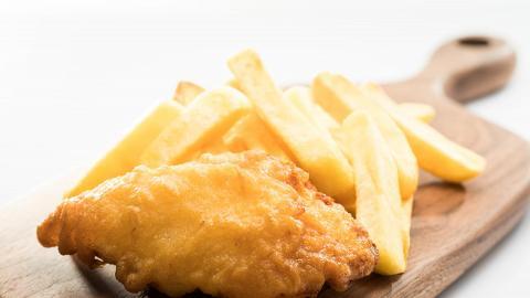 【灣仔美食】西貢Chip In Fish & Chips登陸灣仔 招牌炸魚薯條+炸Oreo