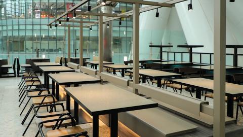 【西九龍美食】香港高鐵西九龍站萬八呎美食廣場9月開幕!禁區外8間餐廳率先睇