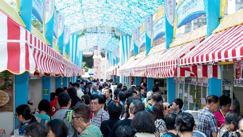 【葵芳美食】第7屆香港美食嘉年華10月尾開鑼 $5入場費+超過280個攤位
