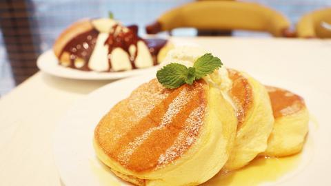 【銅鑼灣美食】日本幸福班戟進駐利園!推期間限定Pancake+餐牌價錢率先睇
