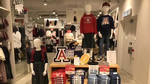 【將軍澳新店】GU新店優惠服飾$49起  全港首個童裝區/Hello Kitty聯乘產品
