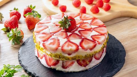 【西營盤美食】港島太平洋酒店x美國加州士多啤梨協會聯推甜品 網上訂枱75折