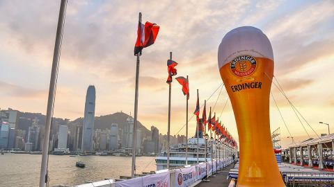 【馬哥孛羅德國啤酒節2018】尖沙咀Marco Polo啤酒節10月回歸 門票+日期一覽