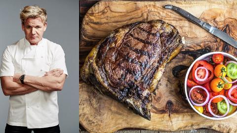 【尖沙咀美食】Gordon Ramsay餐廳Maze Grill登陸香港 地址+招牌菜式率先睇