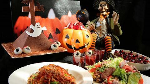【土瓜灣美食】8度海逸酒店推海鮮燒烤自助晚餐 多款萬聖節主題食品登場