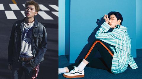 【ZICO演唱會】韓國男團Block B隊長單獨開騷 亞巡香港站11月舉行