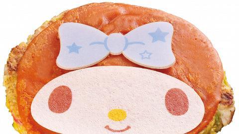 道頓堀御好燒聯乘My Melody/Kuromi 推6款主題餐點+換購限定精品