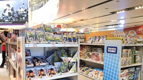 【新蒲崗好去處】Mikiki日本玩具精品$100任揀5件 TOMICA/Minions/迪士尼1折起