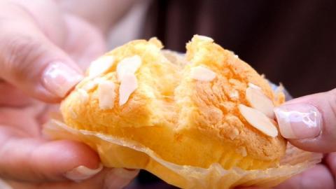 【深水埗美食】人氣黃金拔絲蛋糕 試勻7款口味+低糖冰鎮砵仔糕