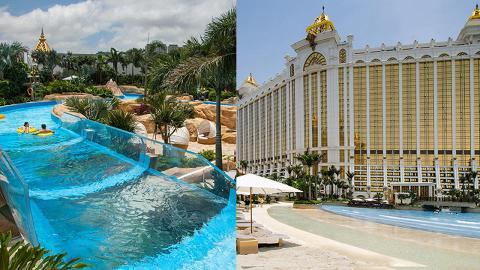 【雙11優惠】雙11節澳門6大酒店優惠  人均$350包住宿/戲飛/任玩水上樂園
