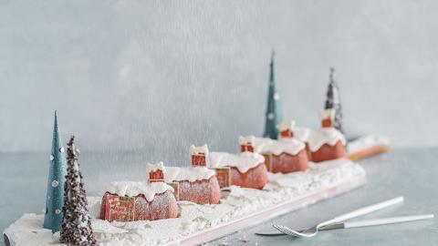 【聖誕自助餐2018】紅磡酒店推白色聖誕主題自助餐 地址/價錢/菜式預覽