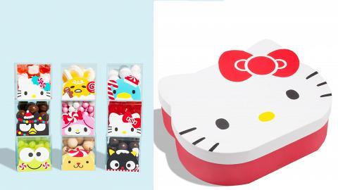 【尖沙咀美食】Sugarfina聯乘Sanrio  Hello Kitty/梳乎蛋/布甸狗糖果盒登場