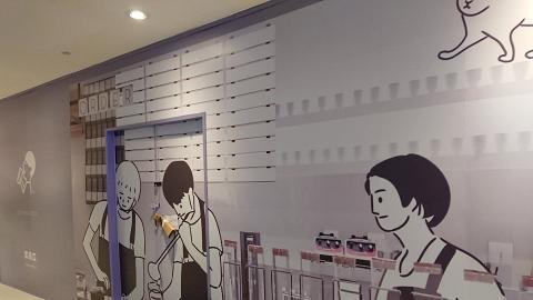 【喜茶香港店】喜茶殺入九龍區 尖沙咀K11商場開喜茶香港第4間分店