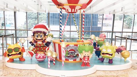【聖誕節2018】 IQ博士x珍寶珠馬戲團登陸葵興活@KCC !6大影相位/4米高熱氣球